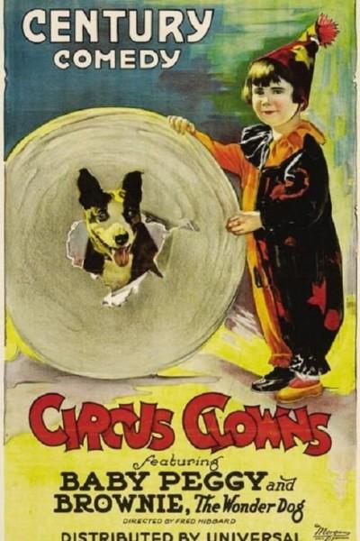Caratula, cartel, poster o portada de Circus Clowns