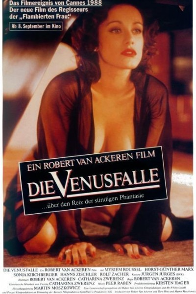 Caratula, cartel, poster o portada de La trampa de Venus