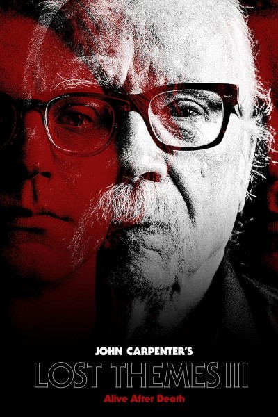 Caratula, cartel, poster o portada de John Carpenter: Alive After Death (Vídeo musical)