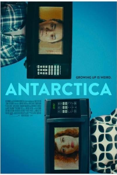 Caratula, cartel, poster o portada de Antarctica