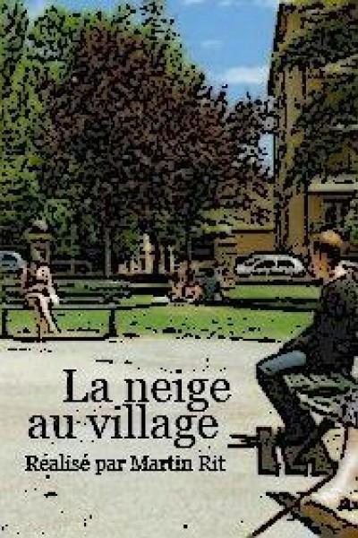 Caratula, cartel, poster o portada de La neige au village