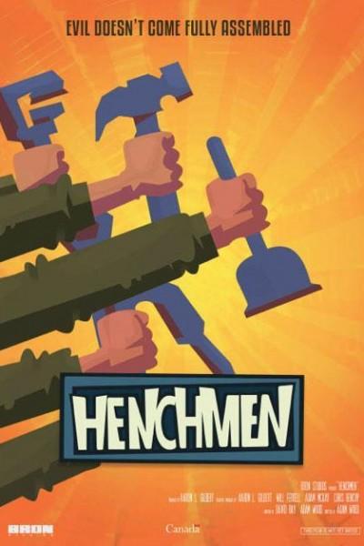 Caratula, cartel, poster o portada de Henchmen