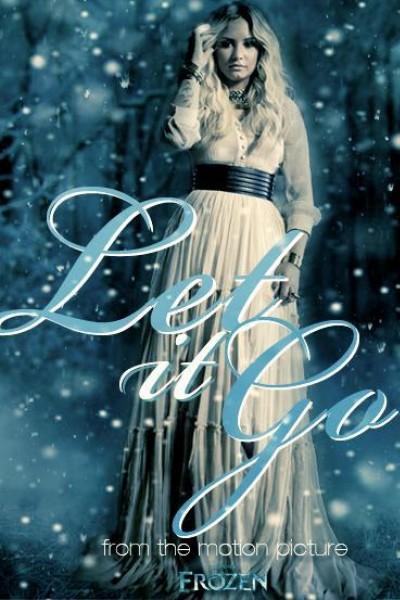 Caratula, cartel, poster o portada de Demi Lovato: Let It Go (Vídeo musical)