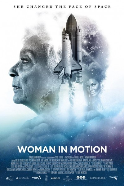 Caratula, cartel, poster o portada de Woman in Motion