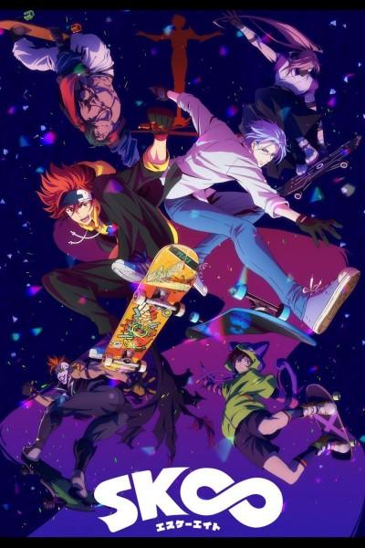Caratula, cartel, poster o portada de SK8 the Infinity