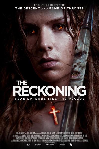 Caratula, cartel, poster o portada de The Reckoning