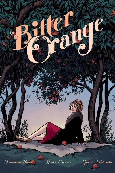 Caratula, cartel, poster o portada de Bitter Orange