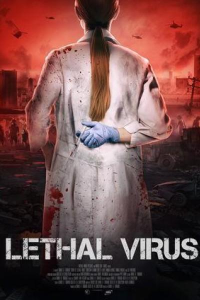 Caratula, cartel, poster o portada de Virus Letal