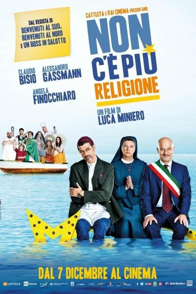 Caratula, cartel, poster o portada de Non c\'è più religione
