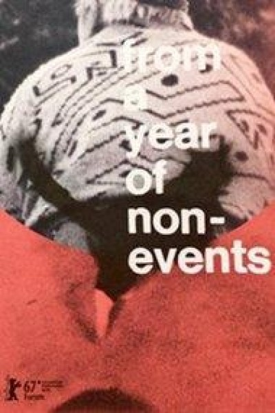 Caratula, cartel, poster o portada de From a Year of Non-Events