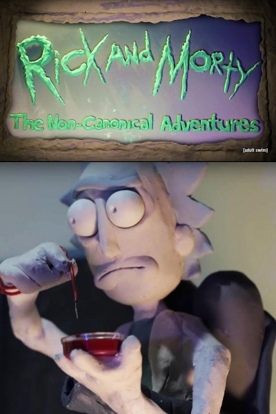 Caratula, cartel, poster o portada de Rick and Morty: The Non-Canonical Adventures