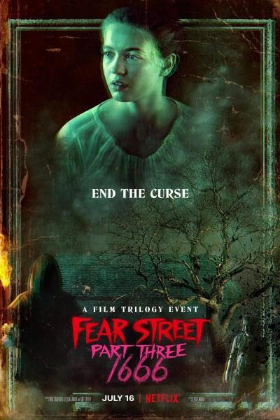 Caratula, cartel, poster o portada de La calle del terror, Parte 3: 1666