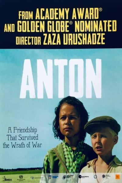 Caratula, cartel, poster o portada de Anton, su amigo y la revolución rusa