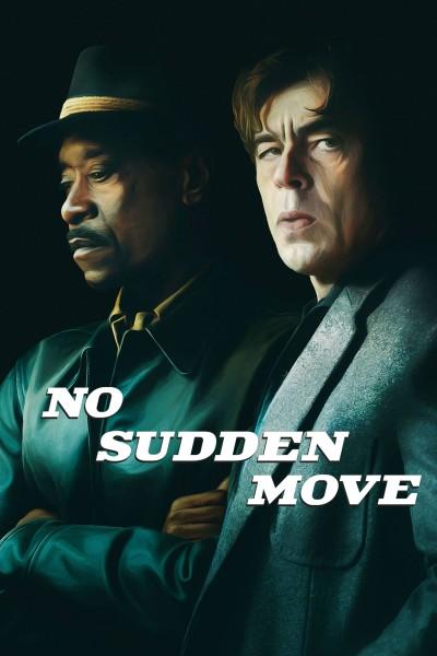 Caratula, cartel, poster o portada de No Sudden Move