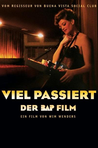 Caratula, cartel, poster o portada de Viel passiert - Der BAP-Film