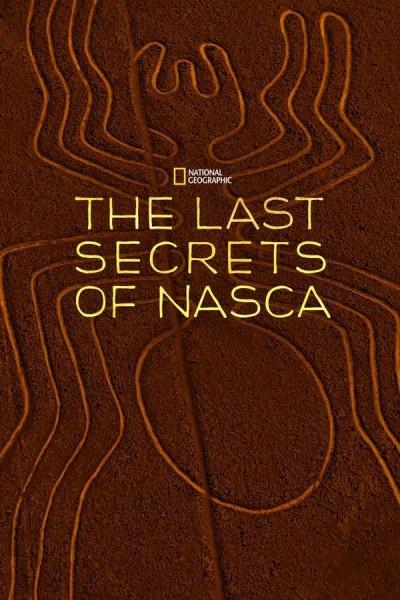 Caratula, cartel, poster o portada de Misterios de las líneas de Nazca