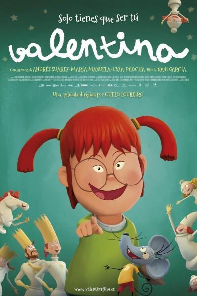 Caratula, cartel, poster o portada de Valentina