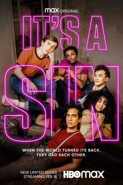 Caratula, cartel, poster o portada de It\'s a Sin