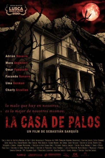 Caratula, cartel, poster o portada de La casa de palos