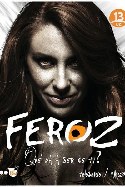 Caratula, cartel, poster o portada de Feroz