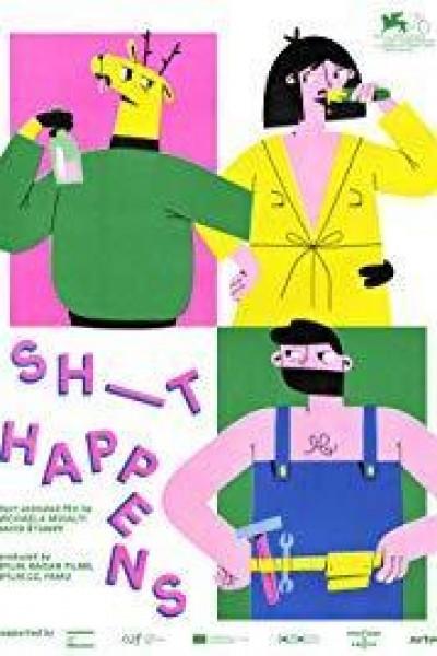 Caratula, cartel, poster o portada de Sh_t Happens