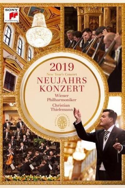 Caratula, cartel, poster o portada de From Vienna: The New Year\'s Celebration 2019