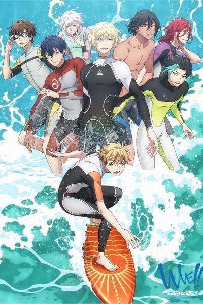 Caratula, cartel, poster o portada de Wave!! Surfing Yappe!!