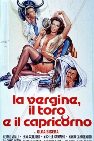 Caratula, cartel, poster o portada de Virgo, tauro y capricornio