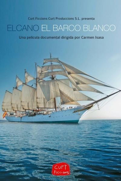 Caratula, cartel, poster o portada de Elcano, el barco blanco