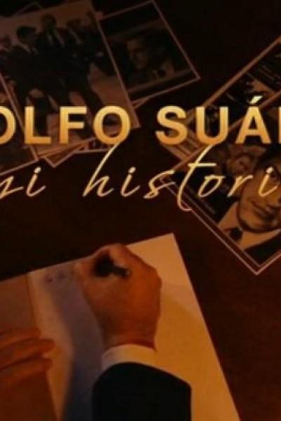 Caratula, cartel, poster o portada de Adolfo Suárez. Mi historia