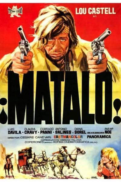 Caratula, cartel, poster o portada de ¡Mátalo!