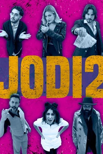 Caratula, cartel, poster o portada de Jodi2