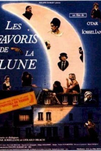 Caratula, cartel, poster o portada de Los favoritos de la Luna