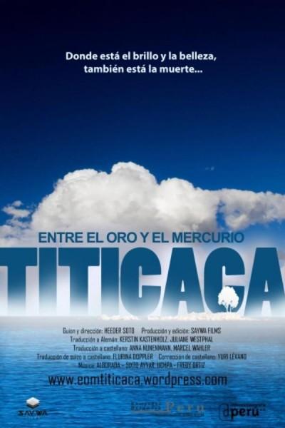 Caratula, cartel, poster o portada de Titicaca, entre el oro y el mercurio