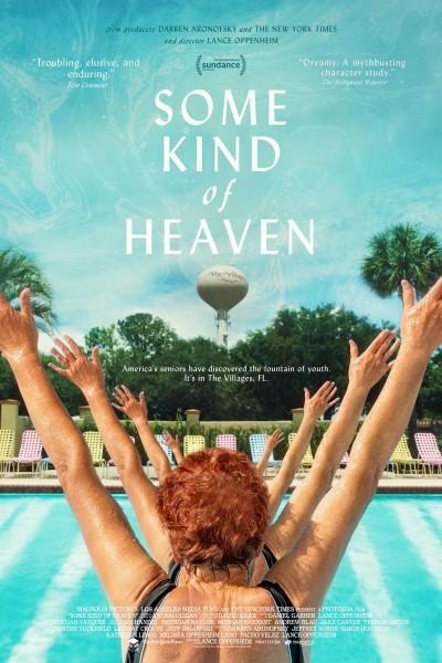 Caratula, cartel, poster o portada de Some Kind of Heaven