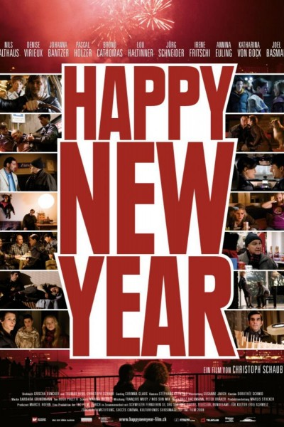Caratula, cartel, poster o portada de Happy New Year