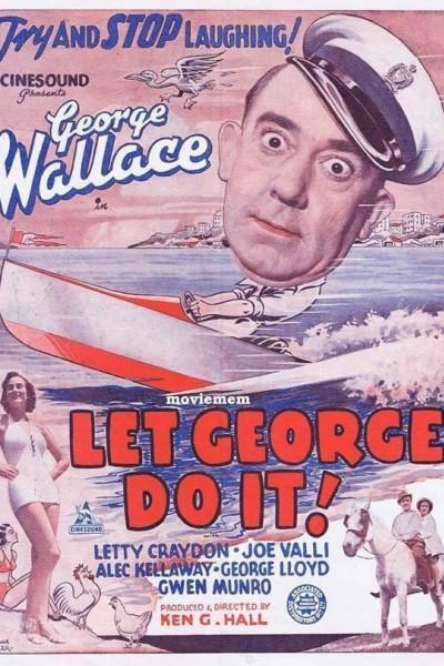 Caratula, cartel, poster o portada de Let George Do It!