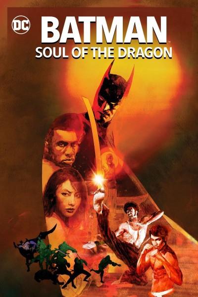 Caratula, cartel, poster o portada de Batman: Soul of the Dragon
