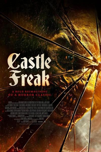 Caratula, cartel, poster o portada de Castle Freak