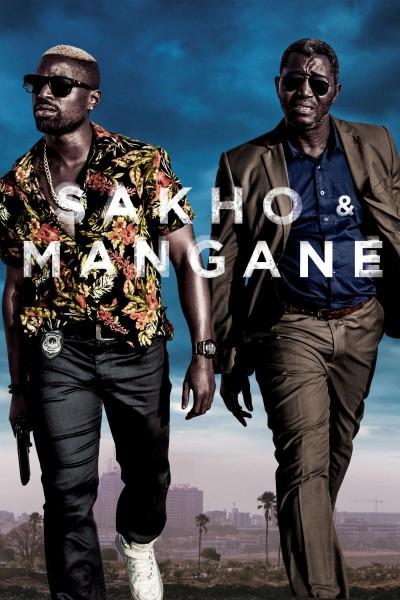 Caratula, cartel, poster o portada de Sakho & Mangane