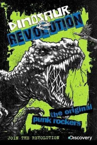 Caratula, cartel, poster o portada de Dinosaur Revolution