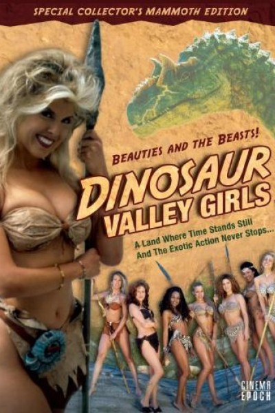Caratula, cartel, poster o portada de Dinosaur Valley Girls