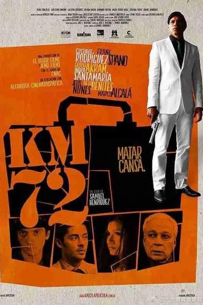 Caratula, cartel, poster o portada de Km 72