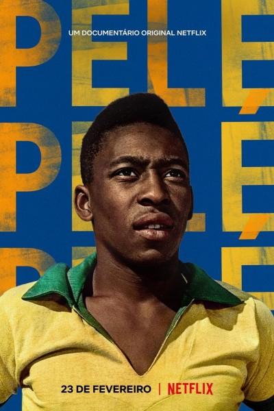 Caratula, cartel, poster o portada de Pelé