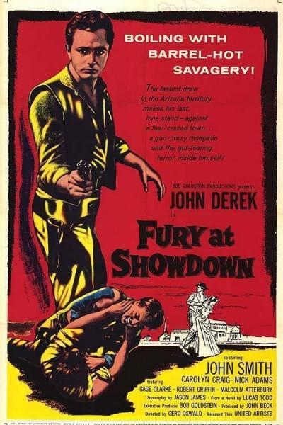 Caratula, cartel, poster o portada de Fury at Showdown
