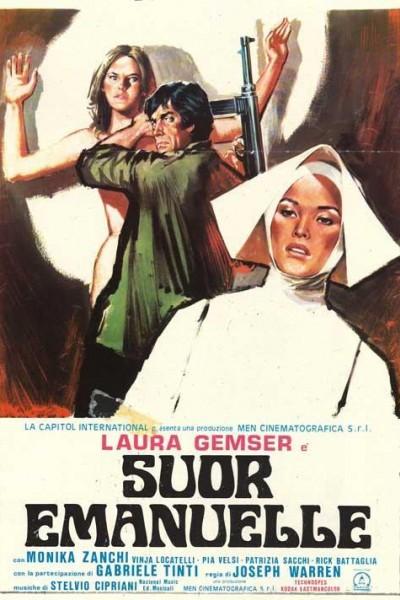 Caratula, cartel, poster o portada de Sor Emanuelle