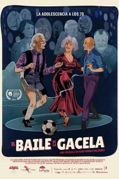 Caratula, cartel, poster o portada de El baile de la gacela