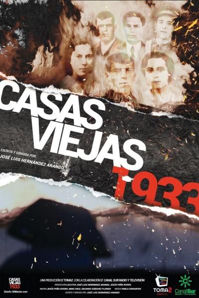 Caratula, cartel, poster o portada de Casas Viejas 1933