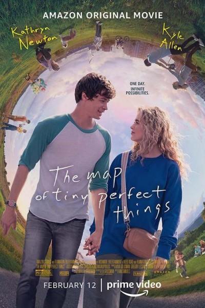 Caratula, cartel, poster o portada de El mapa de los instantes perfectos
