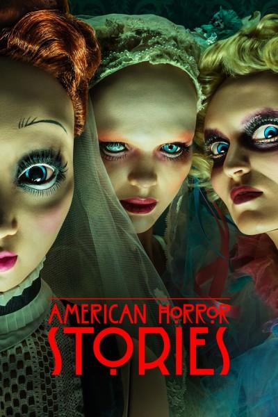 Caratula, cartel, poster o portada de American Horror Stories